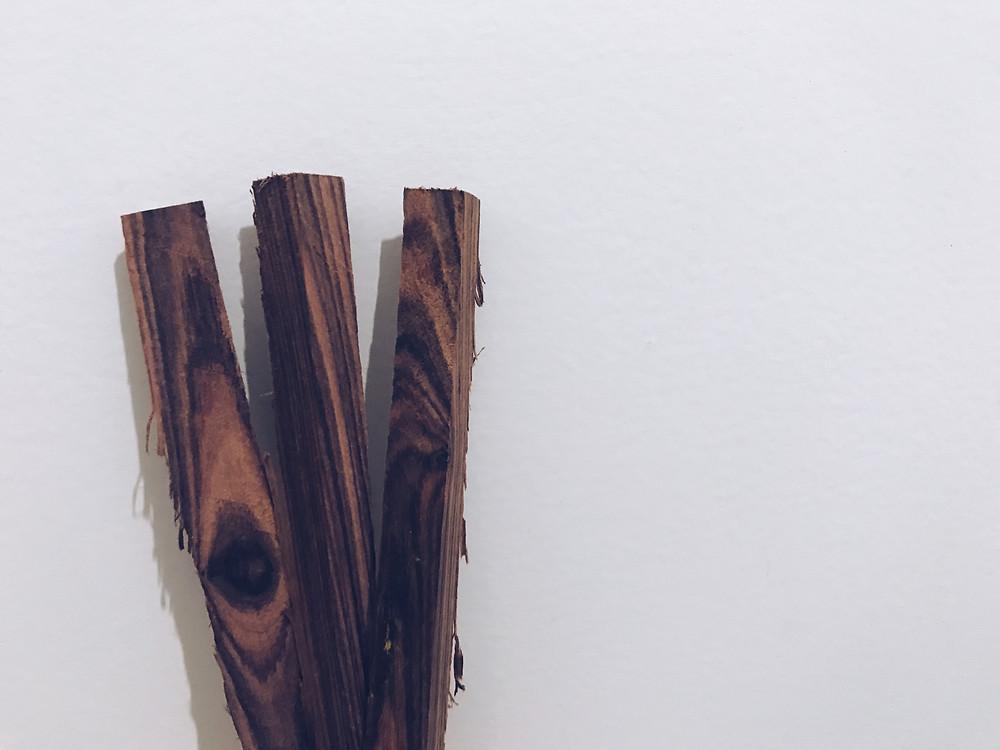 Jacarandá Violeta - Veios