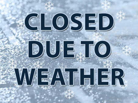 DCA will remain closed Thursday!