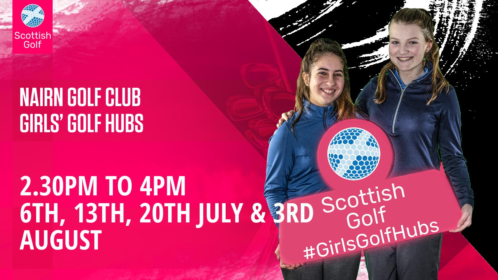 Nairn Golf Club Girls Golf Hub