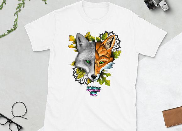 T-shirt Unisexe By Squale #fox