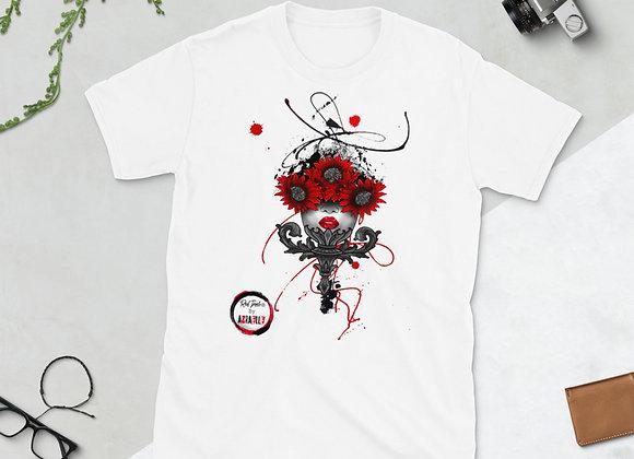 T-shirt Unisexe By Azraelle #facewomen