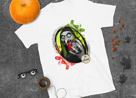 T-shirt Unisexe By Azraelle #disnay