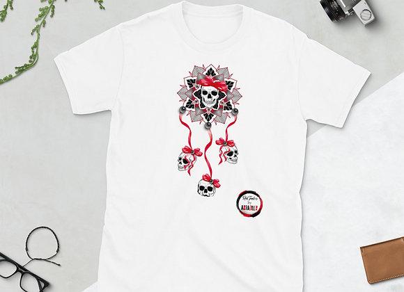 T-shirt Unisexe By Azraelle #dreamcatcherskull