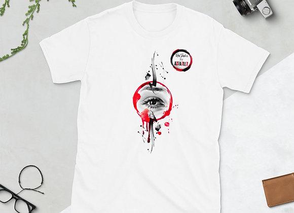 T-shirt Unisexe By Azraelle #eyesredtrash