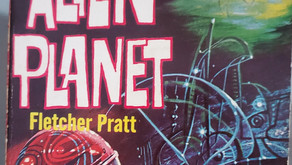 Book Review and Analysis: Alien Planet (1932)