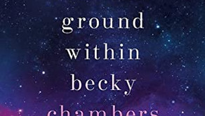 The Galaxy, and the Ground Within (Book Review)