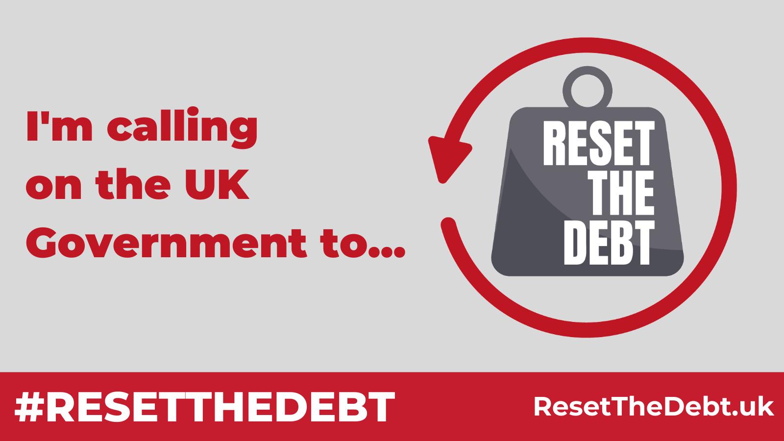 Reset the Debt