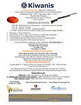 Kiwanis Annual Sporting Clays Tournament