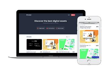 Non-Fungible Token Marketplace