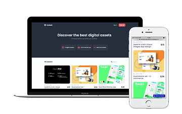 Digital Products Marketplace