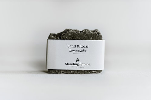 Sand & Coal Soap Bar