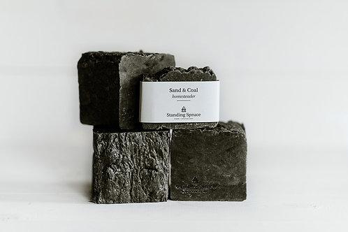 Sand & Coal Soap / Per Pound