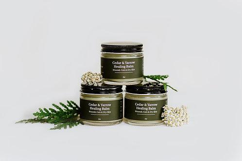Cedar & Yarrow Healing Balm | 2oz