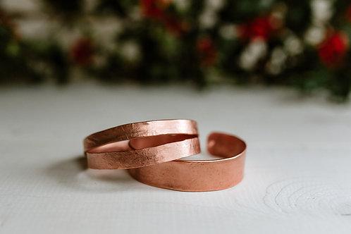 Copper Bracelet   Small