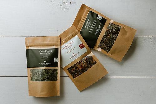 Samhain Nights Herbal Tea   2 oz