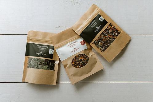 Samhain Nights Herbal Tea | .5 oz