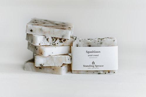 Sgaahlan Soap / Per Pound