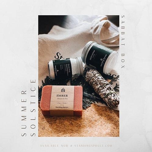 Summer Solstice Sabbat Box