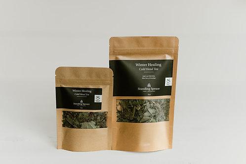 Winter Healing Cold Head Tea | 2 oz