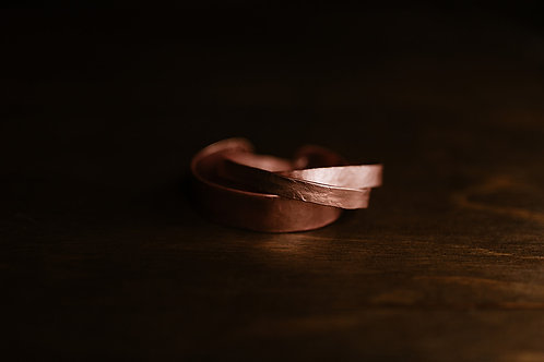 Copper Bracelet | Large