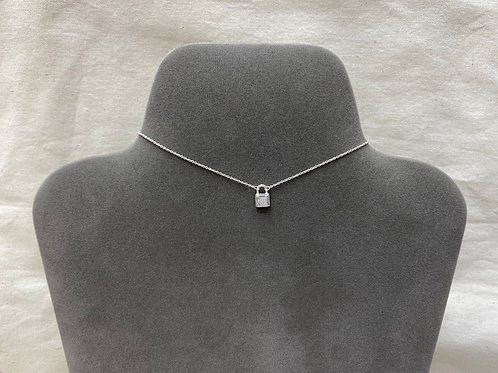 Lock necklace (#A1006N)