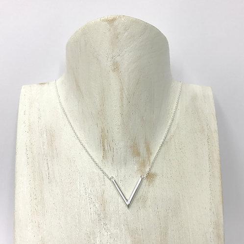 V-shape necklace (#N051)