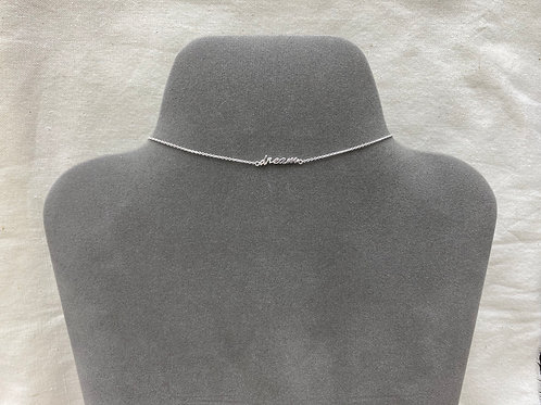 'dream' necklace (#A0140N)