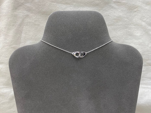Handcuff necklace (#A1176N)