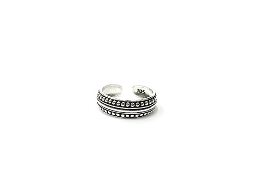 Bali style toe ring (#7321-1)