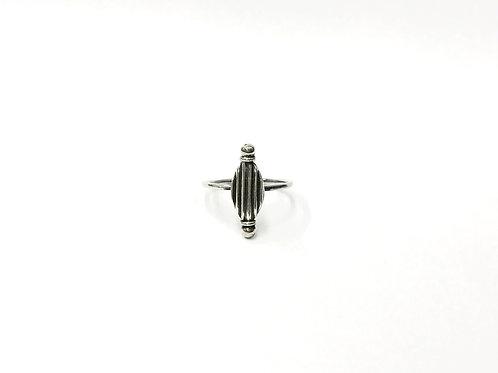 Bali style (stripe) ring
