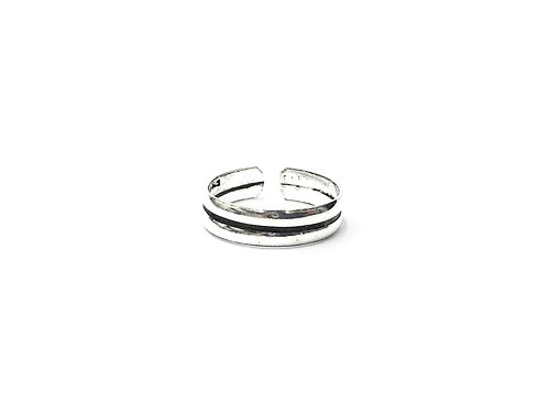 2-plain row toe ring (#7321-65)