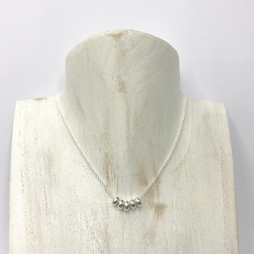 5-donut necklace (#N061)
