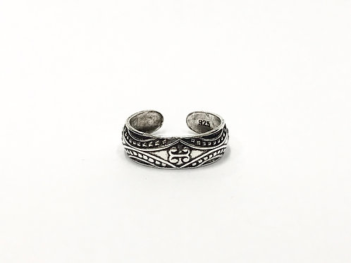 Bali style toe ring (#7321-12)