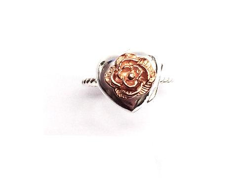 Love Me Ring Pink Gold