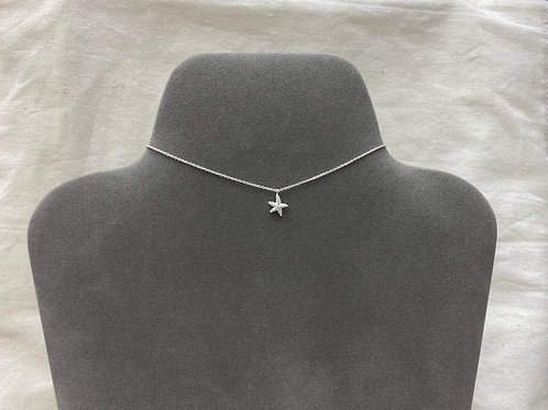 Starfish necklace (#A1310N)
