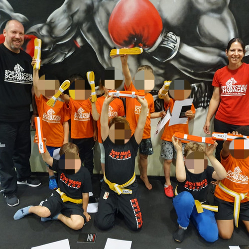 Krav Maga Kindertraining