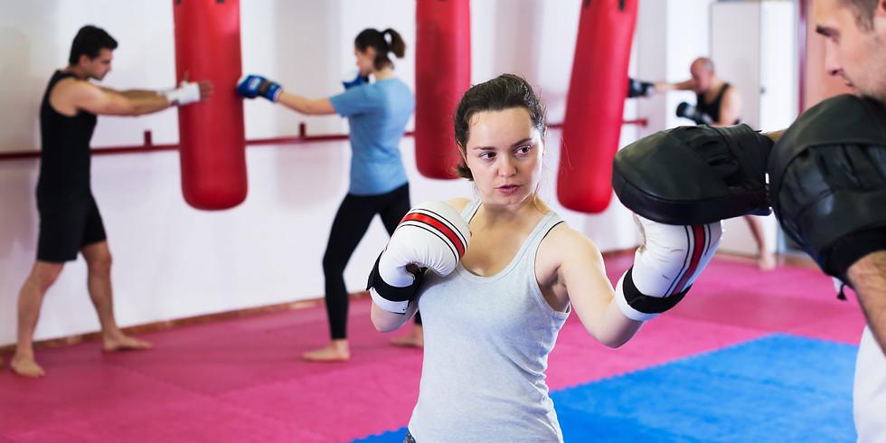 Kickbox Basic Seminar