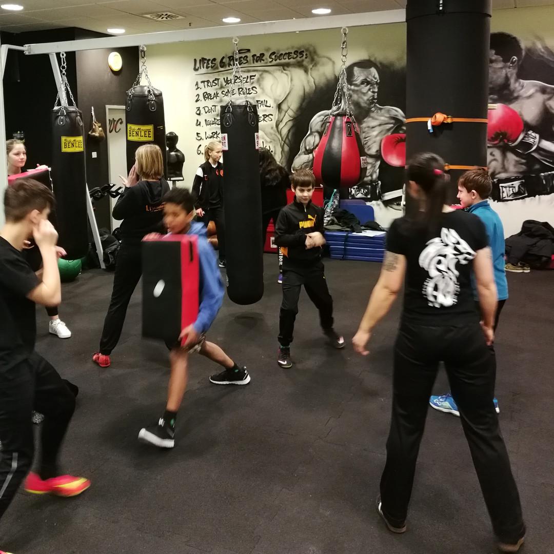 Kampfsport für Kinder in Stuttgart Vaihingen & Asemwald