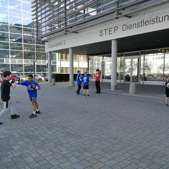 Gewaltprävention in Stuttgart