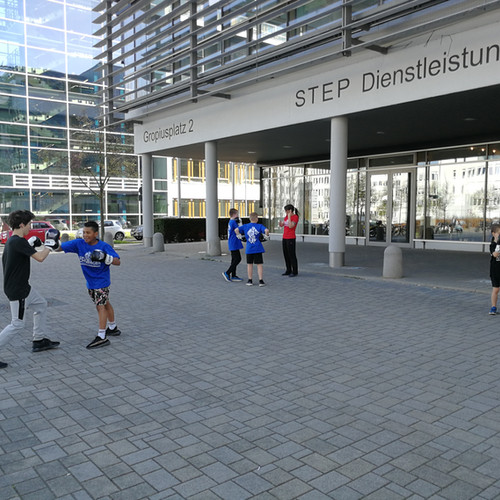 Gewaltprävention in Stuttgart