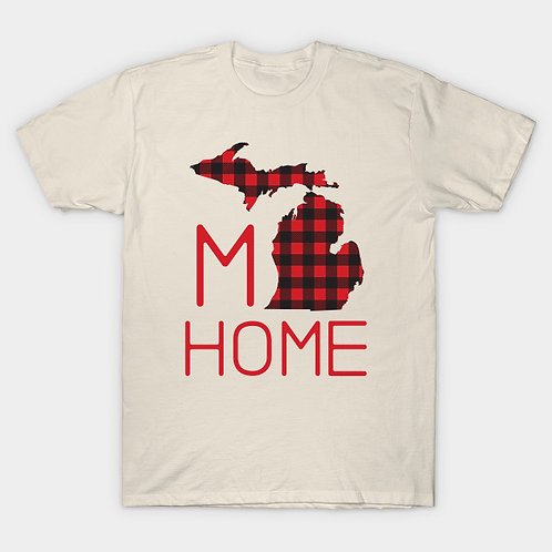 MI HOSA T-Shirt, Plaid