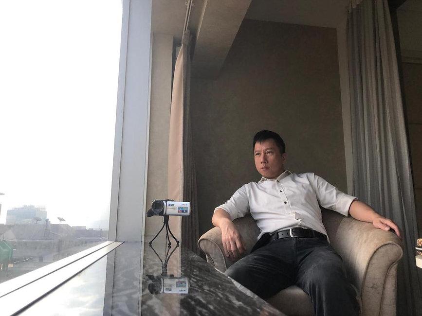 陳浩琳 前任警察 私家偵探 Jaydon Chan Private Invest