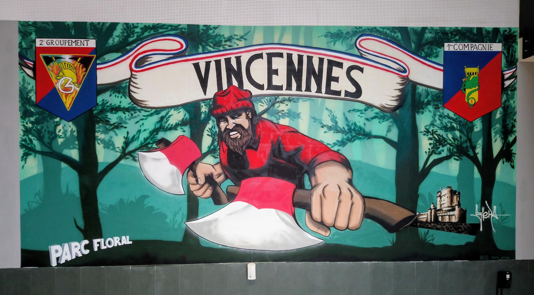 LE BUCHERON DE VINCENNES