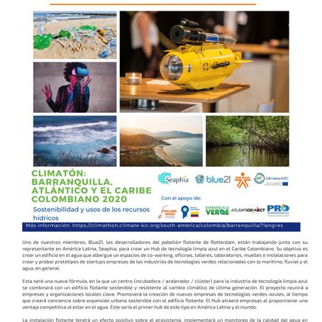 Creando un Hub para las Tecnologías Azules en el Caribe