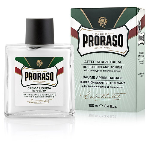 Proraso Eucalyptus & Menthol After Shave Balm 100ml