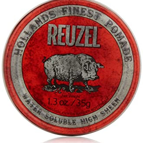 Reuzel Red Water Soluble High Sheen 35g / 113g / 340g