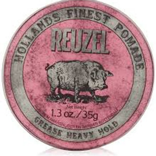 Reuzel Pink Grease Heavy Hold 35g / 113g / 340g