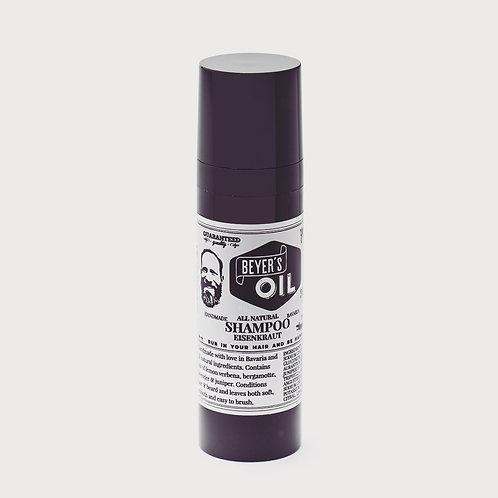 Beyer's Oil Shampoo Eisenkraut (Reisegröße) 30 ml