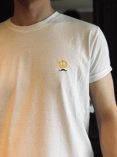 Königshaupt T-Shirt weiß Killuminati