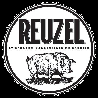 Reuzel Logo ohne Hintergrund